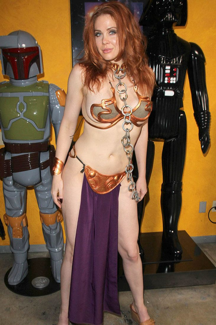 Pin by 5407717106 link on Maitland Ward | Slave leia ...