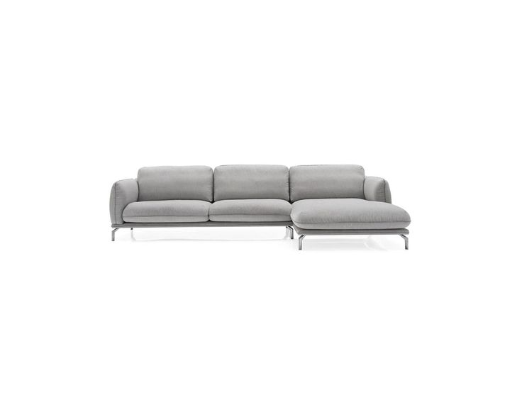 The Calligaris TAYLOR Modular Sofa Features Tailored Details, Particularly  In The Visible Edge Trim With Cross Stitching. The Large Soft Feather Mix  Seat ... Nice Look