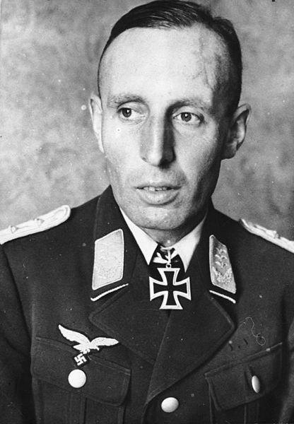 ■ Dr. jur. Dr. rer. pol. Friedrich August Freiherr von der Heydte (30 March 1907 – 7 July 1994)