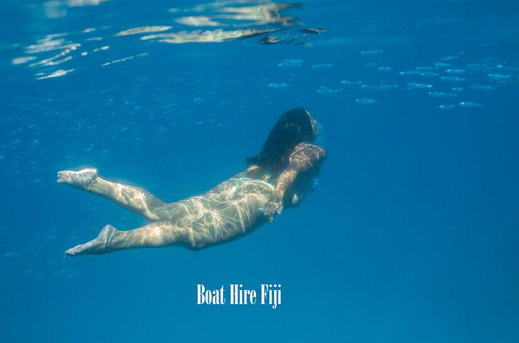 World Class Snorkelling #Fiji
