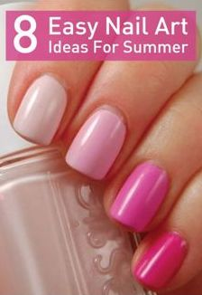 Repinned: Click to see these gorgeous easy summer nail ideas, you'll love them all!