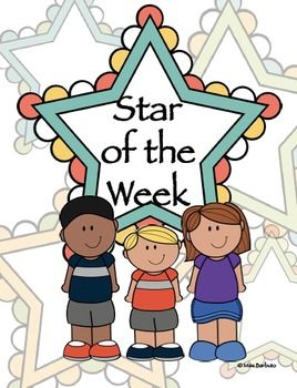 Star of the Week Activities