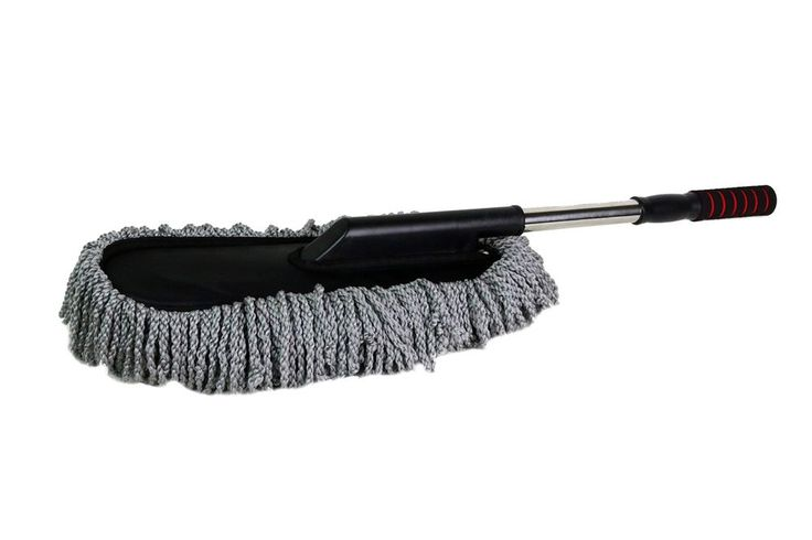 Large Car Cleaning Duster Home Wax Treated Microfiber Brush Interior & Exterior #JSLifeStyle