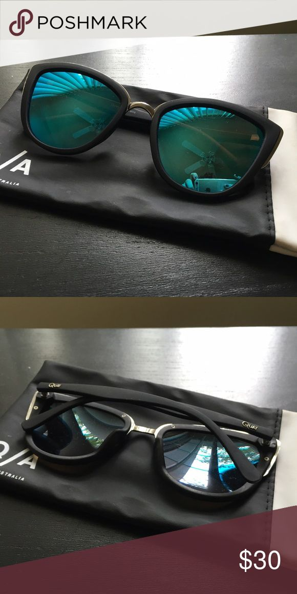 Quay My Girl Sunglasses Worn a few times. Comes with the Quay glasses pouch. Quay Australia Accessories Sunglasses