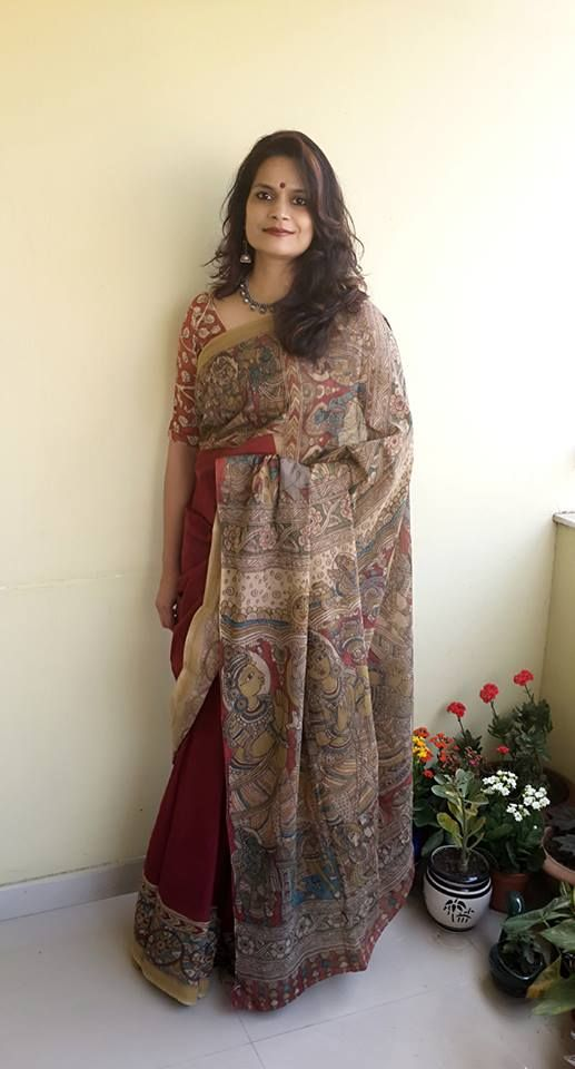 It goes without saying that Kalamkari (or Qalamkari) is incredibly classic and truly timeless. With it's distinct colour palette and exquisite hand drawn motifs (inspired from Hindu epics and…
