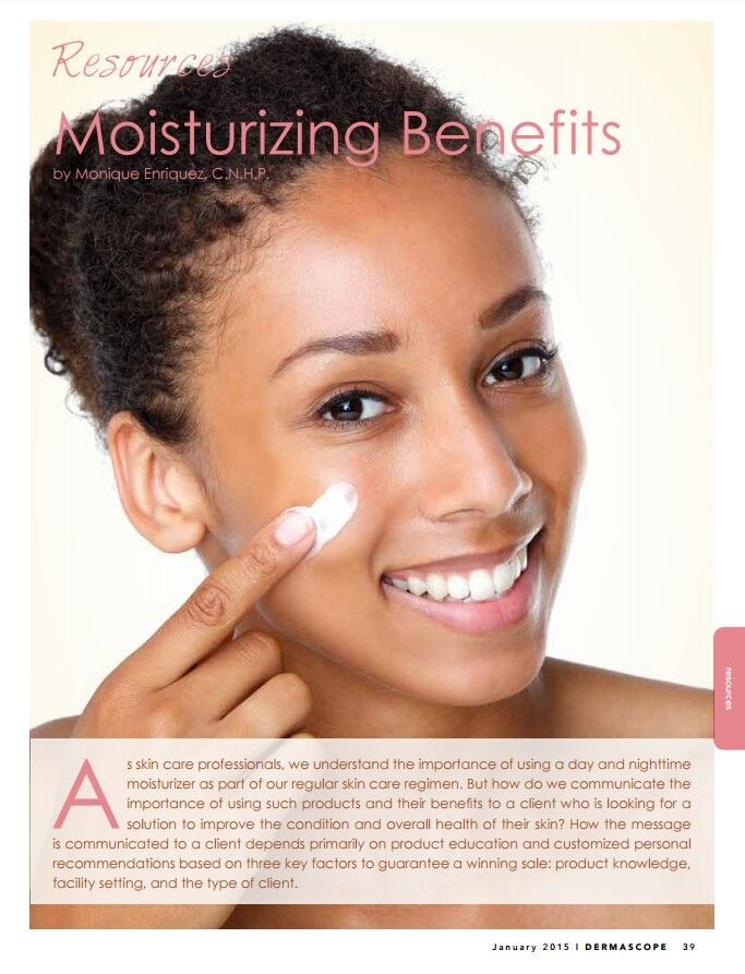 PART 1: How-to choose a moisturizer for your skin type. Featured editorial on Dermascope Magazine.  #skincare #skintips #howto #skincareproducts #moisturizer #skintypes