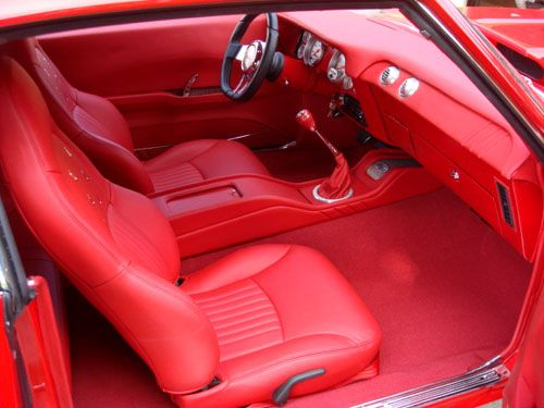 1969 chevy camaro custom interiors restoration 1969 camaro seats and upholstery interiors red. Black Bedroom Furniture Sets. Home Design Ideas