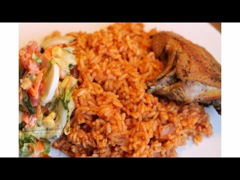 Nigerian Jollof Rice: When are you cooking some? <3