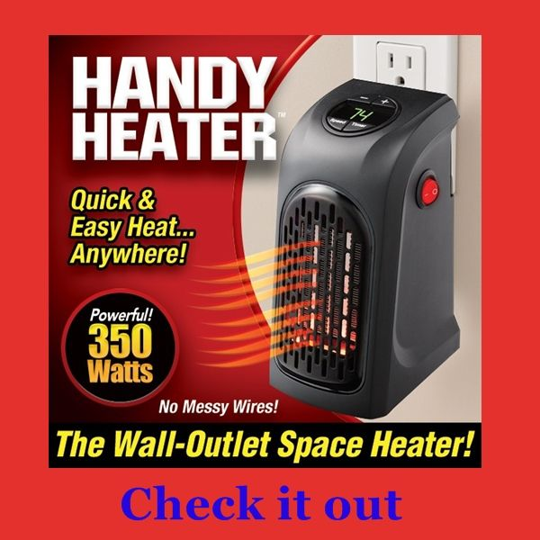 Small Plug In Wall Heater 2020 Best Mini Heaters Buying Guide And Reviews Best Air Conditioners And Heaters Heater Space Heater Small Heater