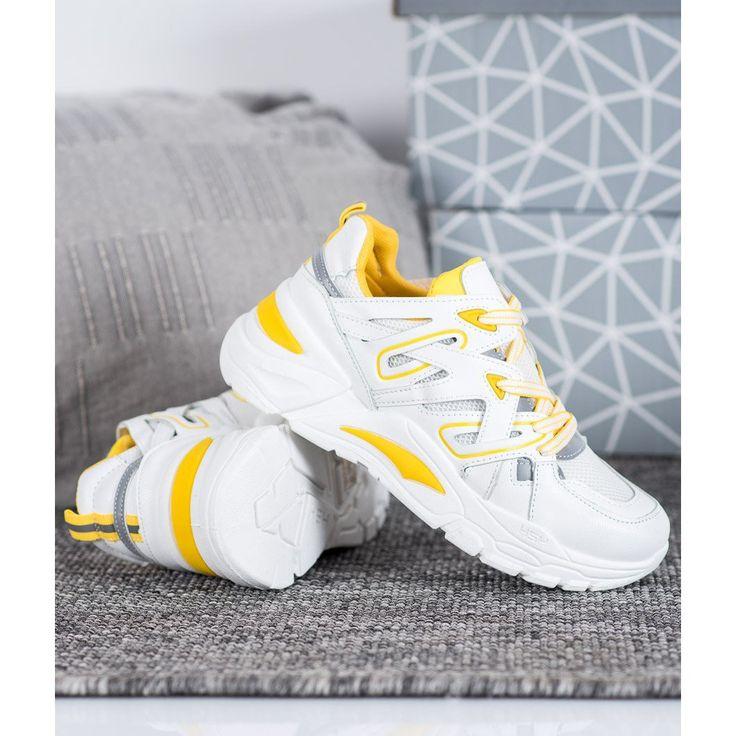 Small Swan Wygodne Sneakersy Z Eko Skory In 2020 Sneakers Nike Nike Air Max Air Max Sneakers