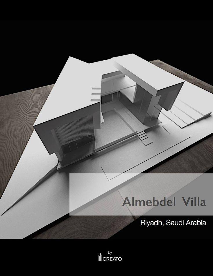 Riyadh, Saudi Arabia  #architecture #contemporary #luxury #modern #dubai #emirates #design #creato #villa #home #facade  contacto@creatoarquitectos.com