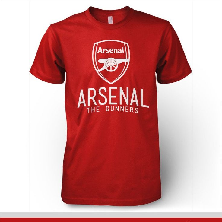 Arsenal FC England T-shirt Gunners - Pandemic Soccer - 1