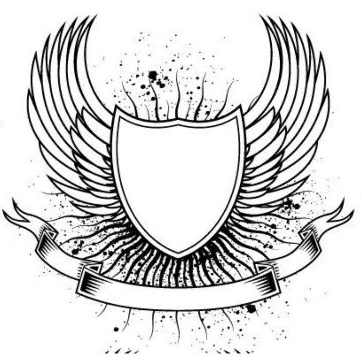 Shield Png Gambar Logo Keren