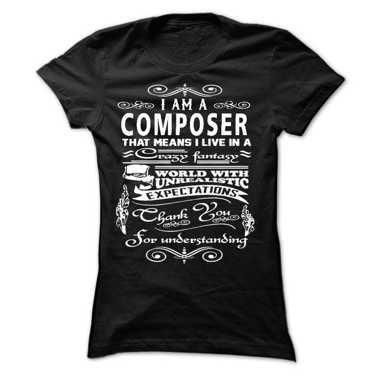 I am a Composer