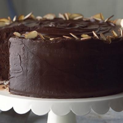 Best-Ever Chocolate Fudge Layer Cake
