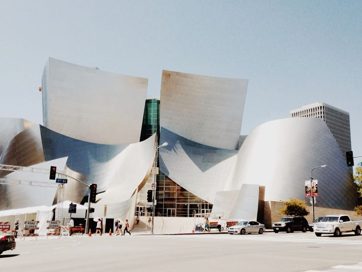 Walt Disney Concert Hall. Los Angeles, CA. 2013