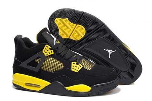 facfcae4fc84 Where To Buy Air Jordan 4 Thunder Black White-Tour Yellow 2018 Release -  Mysecretshoes