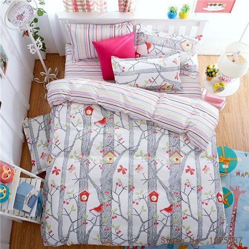 Spring Bedding Set