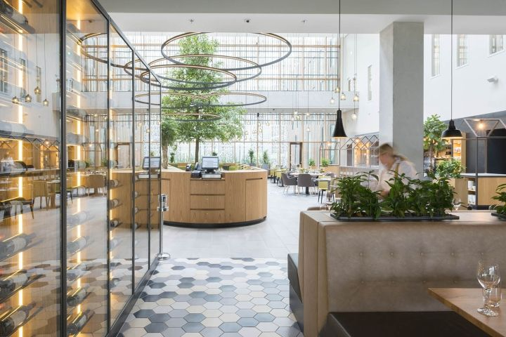Novotel amsterdam schiphol airport hotel by mulderblauw for Design hotel f 6 genf