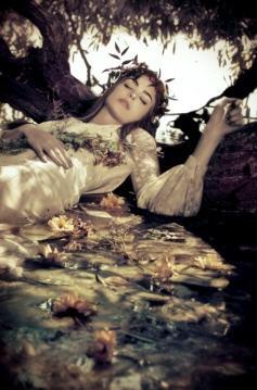Pretty. Ophelia?