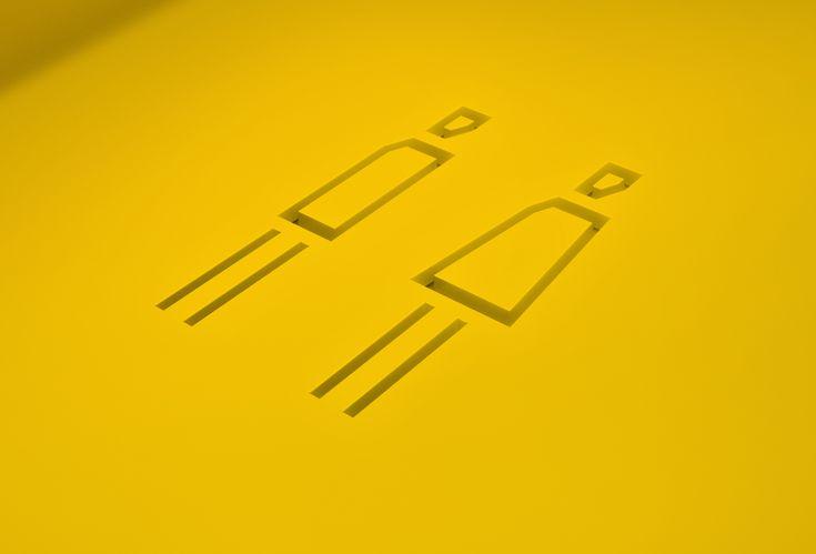 查看此 @Behance 项目: \u201cSistema di identità visiva della metro di Napoli\u201d https://www.behance.net/gallery/31921547/Sistema-di-identita-visiva-della-metro-di-Napoli