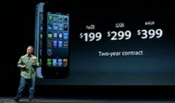 Prices and Availability Released for the New Apple iPhone 5Leakes Iphone, Iphone Relea, Iphone 5S, Apples Iphone, Apple Iphone, Apples Unveiled, 32G Iphone, Iphone Features, Iphone 5 Cases