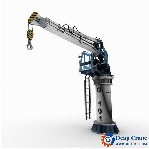 Telescopic Deck Cranes : Best knuckle boom crane ideas on