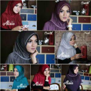 Alisia Prada | Jilbab Online Depok