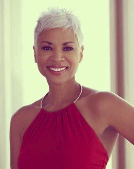 Top 5 Grey Pixie Cuts For Black Women Designideaz Hair
