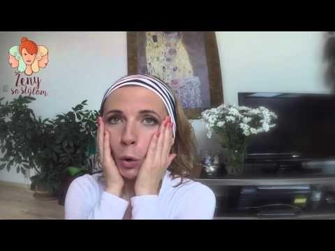 15 minútovka Ženy so štýlom - Tvárová gymnastika 2 - pery - YouTube