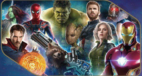 2018 Avengers Infinity War Watch Online Full Movie Hd Free