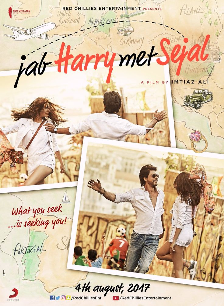 SRK's Jab Harry Met Sejal Trailer Release with Salman's Upcoming Tubelight