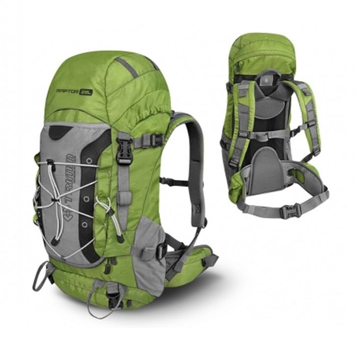 Description The lightweight hiking pack with air circular back system. Top loading main compartment with extra front panel and bottom access, hiking poles loops and ice axe loops attached, adjustable shoulder straps, special suspended circular system provides convincing back ventilation. buy:http://bit.ly/2eC6yAW