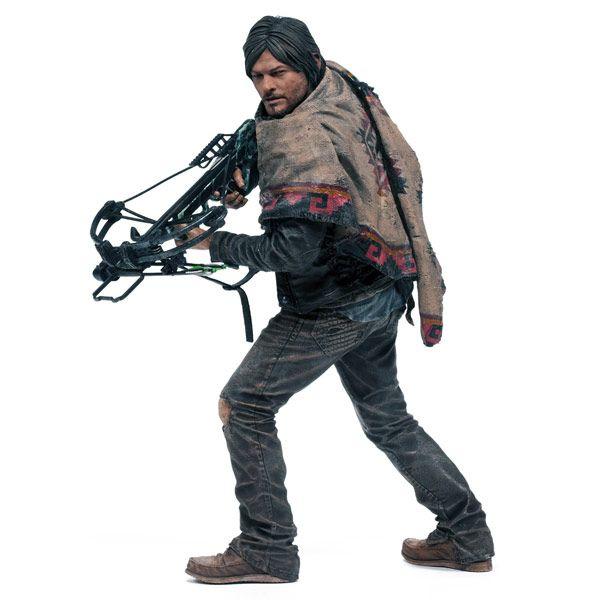 Walking Dead Daryl Dixon 10-Inch Deluxe Action Figure $32.99