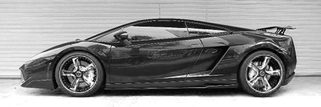Lamborghini Gallardo tuning by Office K