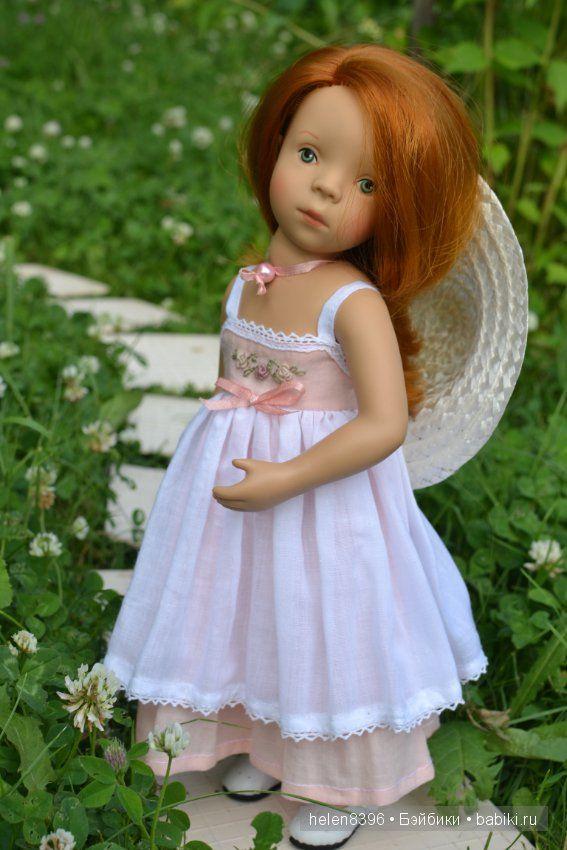 Вы умеете ловить бабочек? / Другие интересные игровые куклы для девочек / Бэйбики. Куклы фото. Одежда для кукол