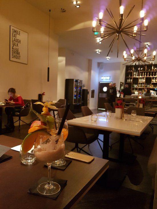 Cherry Lounge Restaurant Wroclaw Recenzje Restauracji