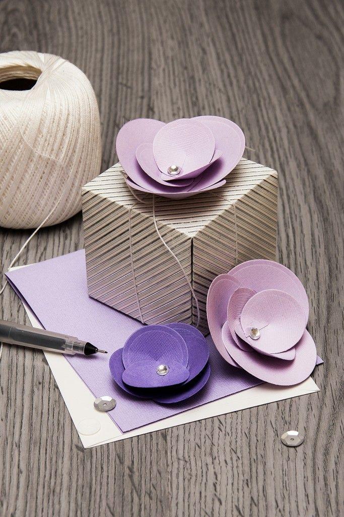 Красивая упаковка для подарка своими руками с помощью досок от We R Memory Keepers
