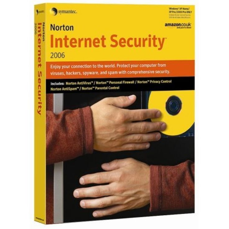 Norton internet security suite for