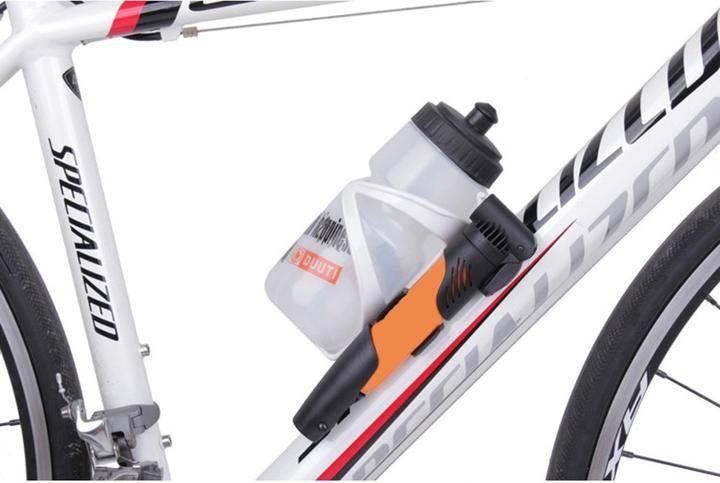 Mini Portable High-strength Bicycle Air Pump Bike Tire Pump Mountain Bike Pump