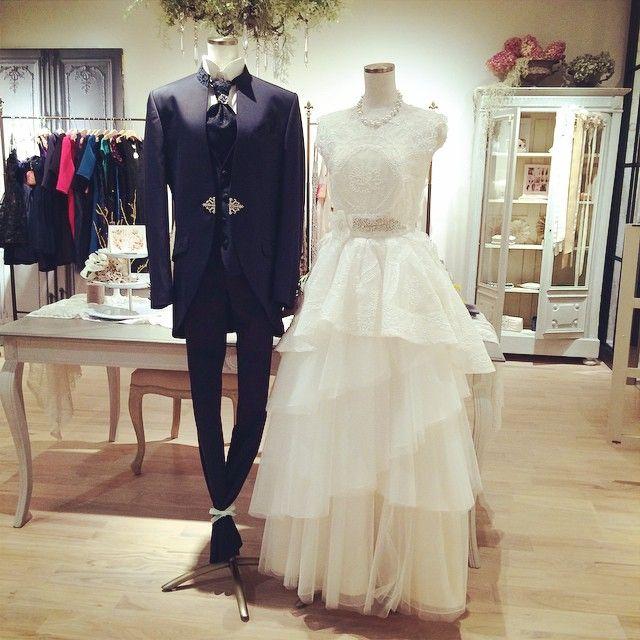 あけましておめでとうございます 本年もよろしくお願いします♡  #wedding #weddingdress #ウェディング#結婚式#ルミネ#有楽町