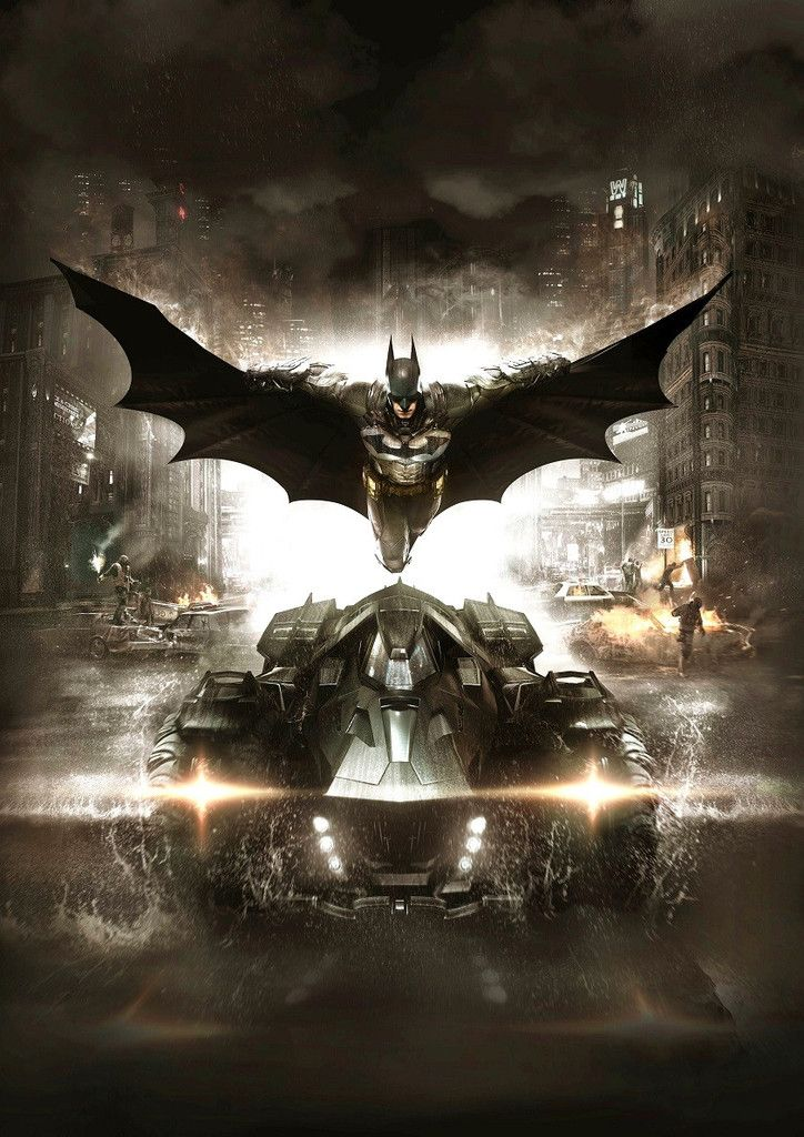 Batman Arkham Knight Poster