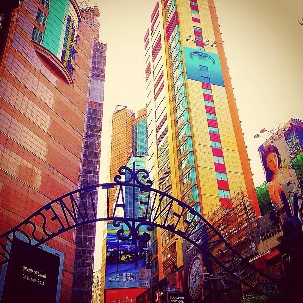Times Square - Causeway Bay - Hong Kong - @balazsroth- #webstagram