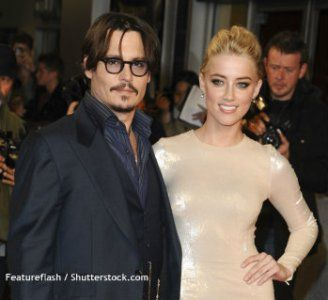 Johnny Depp and Amber Heard, 23-Year Age Difference