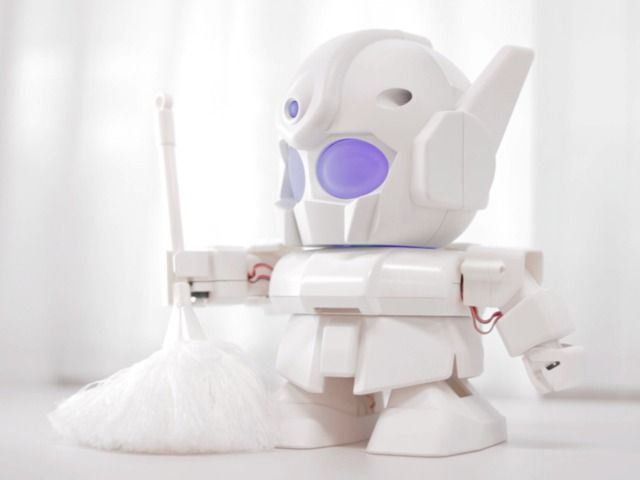 RAPIRO: The Humanoid Robot Kit for your Raspberry Pi by Shota Ishiwatari — Kickstarter