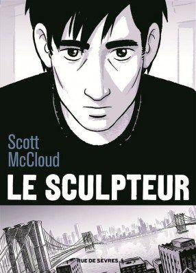 Le Sculpteur – Scott McCloud | Au milieu des livres