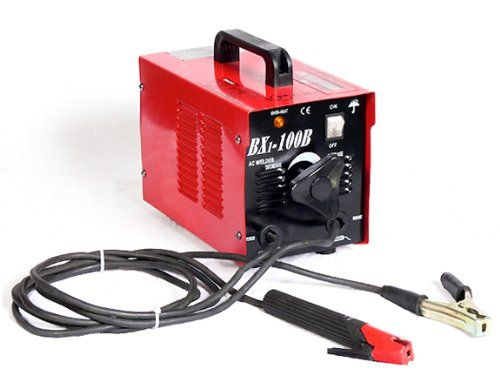Pitbull Ultra-Portable 100-Amp Electric Arc Welder - 110V %SALE% #carscampus