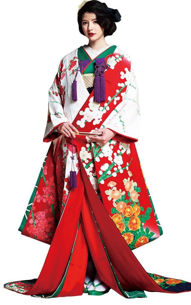 麗しき、きもの花嫁 Cucuru くくる | 結婚準備に関する総合情報サイト | ザ・ウエディング