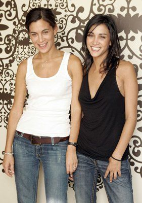 Laïla Marrakchi and Morjana Alaoui