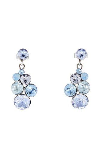 Konplott WATERFALLS - Earrings - dark lila for £36.99 (31/12/17) with free delivery at Zalando